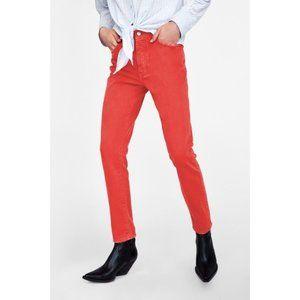 ZARA Z1975 Slouchy Mom Fit Jeans - Size 4